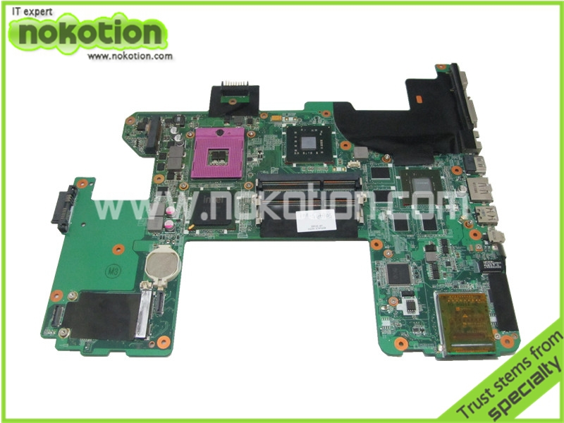 Hp HDX18 506495-001 ANAKART PM45 NVIDIA Geforce 9600 M DDR3